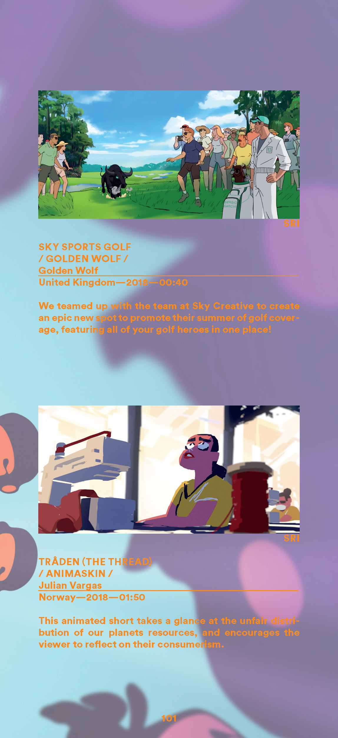 SUPERCOMM – Animated Commissioned Films competition